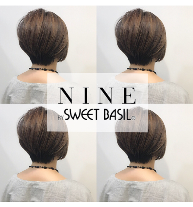 Thank you to our dear customer.【Japanese hair salon NINE BY SWEET BASIL】