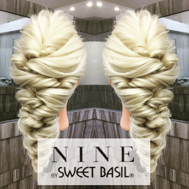 Thank you to our dear customer.【singapore japanese hair salon NINE BY SWEET BASIL】